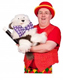Scottish Kids Entertainer Magic Ian